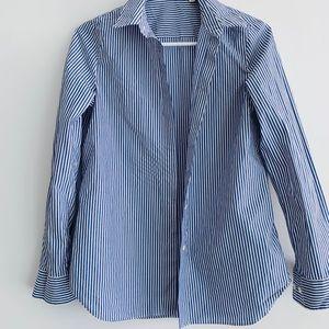 New Babaton stripped blouse. XS